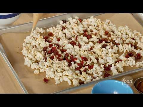 Homemade Gifts: Sweet Popcorn Treats