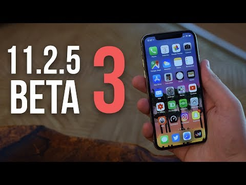 iOS 11.2.5 Beta 3 RELEASED! New Changes Finally!