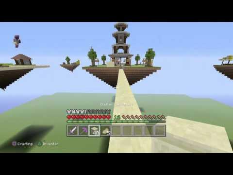 Minecraft PS3 - Bedwars + Challenge ( #GoldLos )