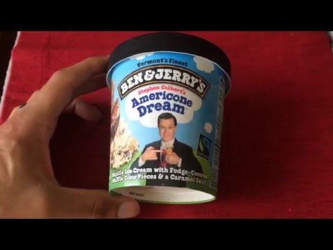 Ben & Jerry's Americone Dream Review