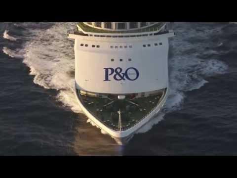 5 P&O ships gather in Sydney