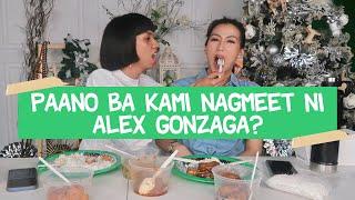 MUKBANG NG LUTO NG TATAY KO WITH ALEX GONZAGA + Q&A (MAY CALLSIGN NA KAMI! )