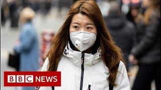 China coronavirus 'spreads before symptoms show' - BBC News
