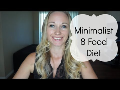 Minimalist 8 Food Diet | Low Carb, Grain Free Primal Blueprint Lifestyle