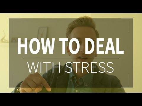 How To Relieve Stress and Anxiety - A Simple Tip To Clear Your Mind