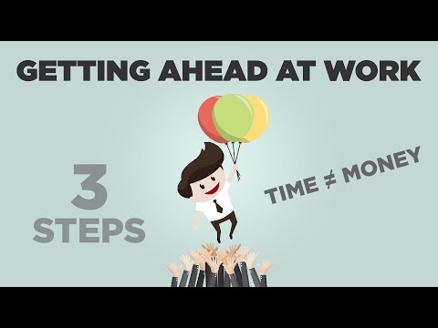 How to Get a Promotion (3 Step Plan)
