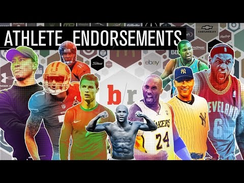 Which Companies Sponsor The World's Biggest Athletes?