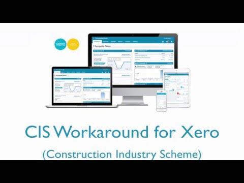 CIS and Xero