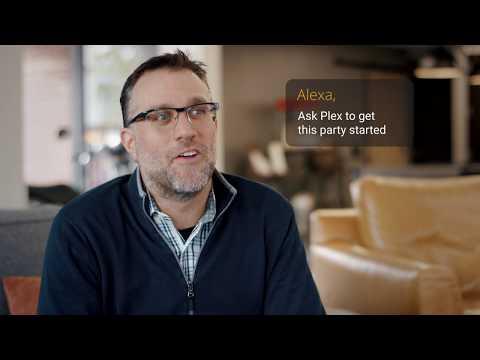 Plex and Amazon: We got skillz