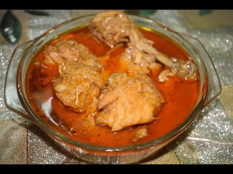 U.P. Style Chicken Korma | Silbila Korma | Very Delicious Dish and Easy to Make