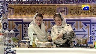 Sooji Paratha and Khurchan Chicken - Naheed Ansari Recipes