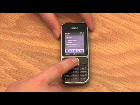 Getting started with your Nokia C2-01