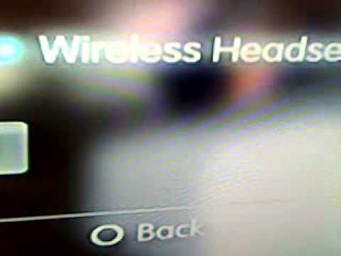 How to make your ps3 bluetooth to make sound out of your T.V