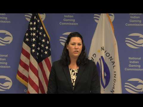2016 Gross Gaming Revenue Press Conference