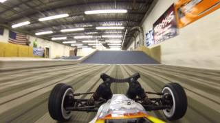 GOPRO RC TEAM ASSOCIATED 4.2 BUGGY CARPET TRACK @ RC WORLD HOBBIES!