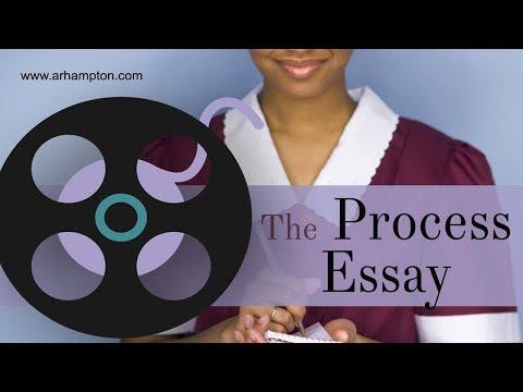 Writing a Process Essay