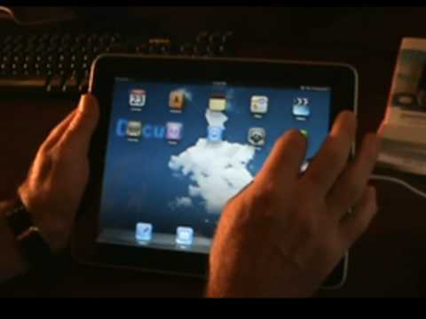 Syncing your PDF Documents onto an IPAD