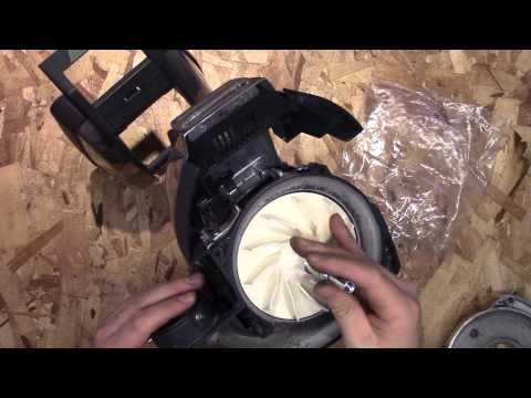 Kirby Vacuum Fan Repair How To