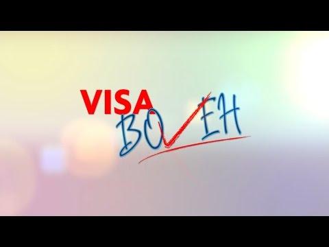 Visa Boleh 01 -- Valid Visa, Expired Passport