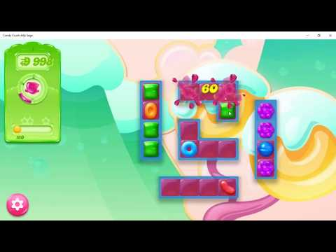 Candy crush jelly get unlimited moves in pc (windows 10)