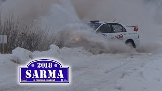 Rally Sarma 2018.(actions/mistakes)