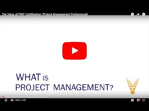 Value of The Project Management Professional (PMP)* Certification