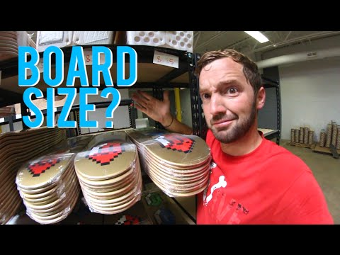 HOW TO PICK SKATEBOARD SIZE!