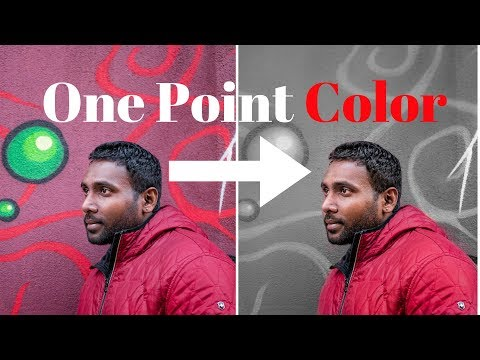 How To Pop That One Color In Your Photo?!