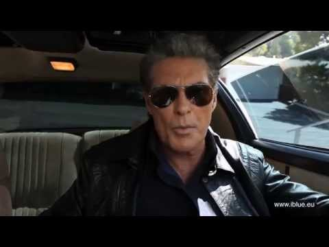 Iblue David Hasselhoff Who Needs A Talking Car