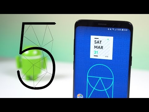5 Cool Android Things #2 - April 2018