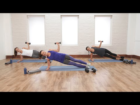 Torch 300 Calories in 30 Minutes With This Cardio Boot Camp | Class FitSugar