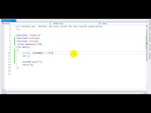 How to Convert String to Integer in C++