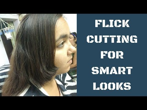 FLICK HAIR CUTTING FOR SMART LOOKS