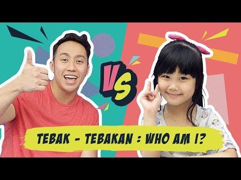 Who am I ??? Yuda Bustara vs Calista | FOOD PLAY #1