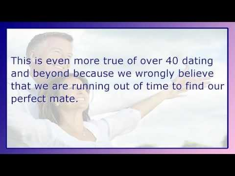 Over Fifty Dating: Getting Ready to Date Again