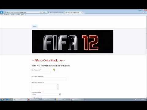 Easy Coin Methode Fifa 12 Ps3 Only