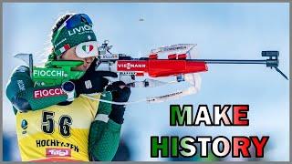 Dorothea Wierer • Make History