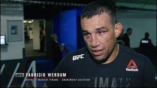"""Fight Night Sydney: Fabricio Werdum """"I Want the Title Shot, I Think I Deserve It"""""""