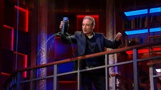 Brian Greene Explains That Whole General Relativity Thing