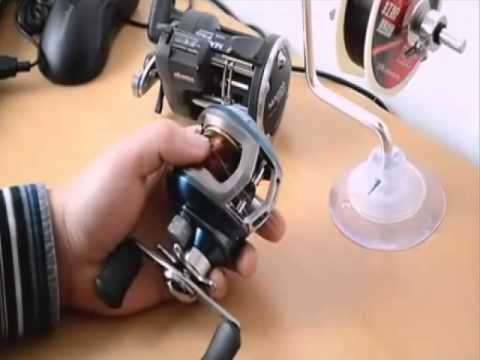 Fishing Line Reel Spooler Spool System Tackle