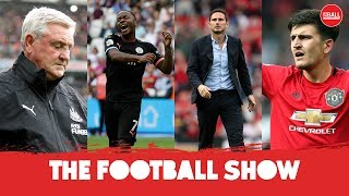 The Football Show | Maguire impresses, VAR controversies & Newcastle