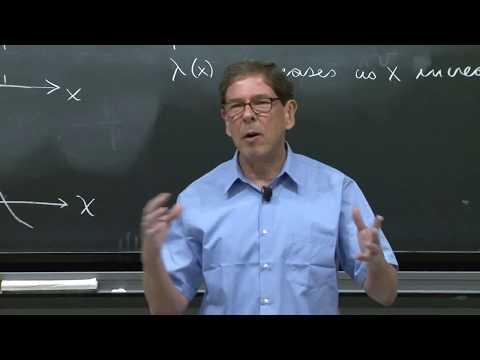 Quantum Mechanics: Quantum physics in 1D Potentials | MITx on edX
