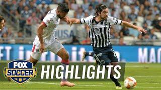 Monterrey vs. Guadalajara | 2018-19 Liga MX Highlights