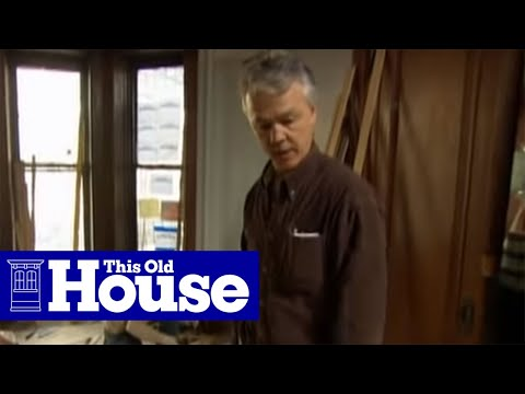 How to Install Radiant Heat Under a Solid Wood Floor - This Old House