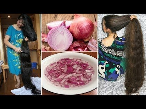 Onion Secret OVERNIGHT Hair Growth Mask For DOUBLE Hair Growth | Get Thick Long Hair
