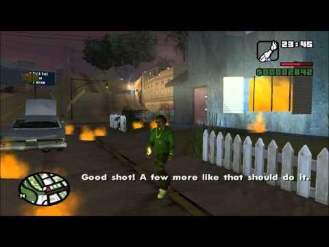 Let's Play GTA San Andreas Ep. 8