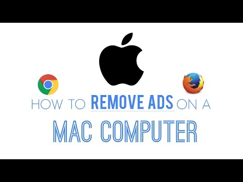 How To Remove Ads on a Mac Computer - Safari Browser - Google Chrome - Mozilla Firefox