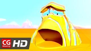 "CGI Animated Short Film ""Sailing Rocks Short Film"" by Cécile Minaud"