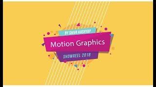 Motion Graphics Showreel 2018 | Cinema 4D