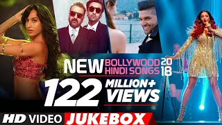NEW BOLLYWOOD HINDI SONGS 2018 , VIDEO JUKEBOX , Latest Bollywood Songs 2018